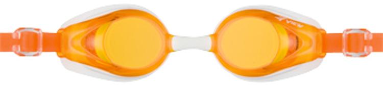 Picture of Kinder-Schwimmbrille mit Plangläsern V-710JA, orange, ca. 4-9 Jahre, 1 Stück