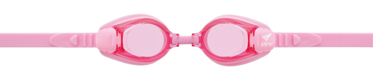 Bild von Kinder-Schwimmbrille mit Plangläsern V-730JA, pink, ca. 4-9 Jahre, 1 Stk.