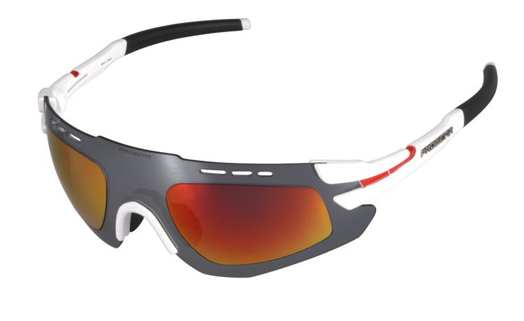 Bild von PROGEAR Sportbrille SPRINTER large, versch. Farben, Gläser PC, Kurve 7, 1 Stück
