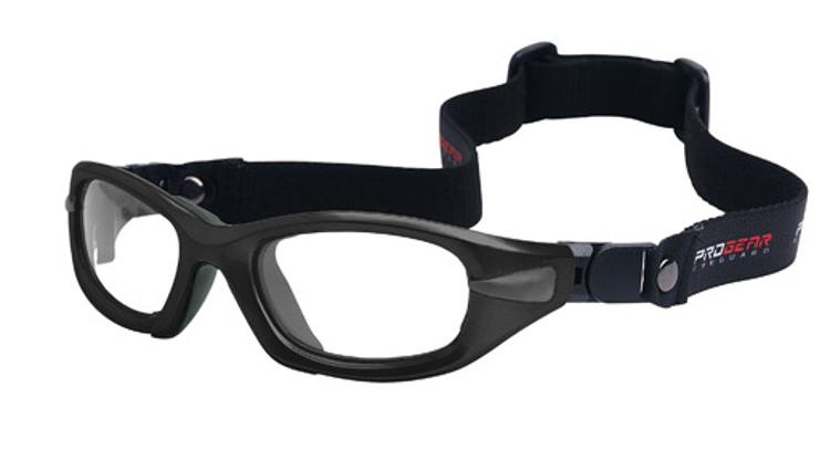 Bild von PROGEAR® Eyeguard Sportschutzbrille , Gr. 55-19 (L), schulsporttauglich plus