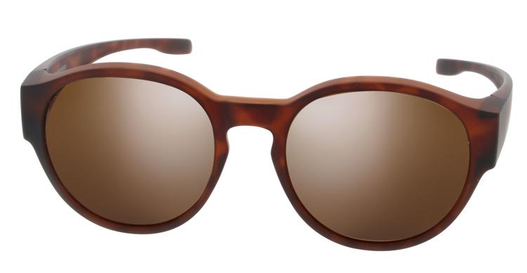 Bild von Überziehbrille, Grilamid, polarisierende Gläser, Gr. 53-19, 1 Stück