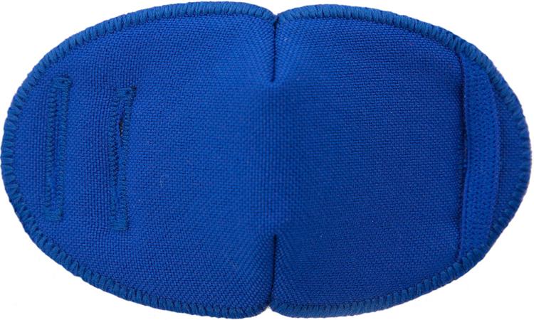 Bild von kay funpatch® - textile Augenokklusionsklappe, blau, 1 Stück