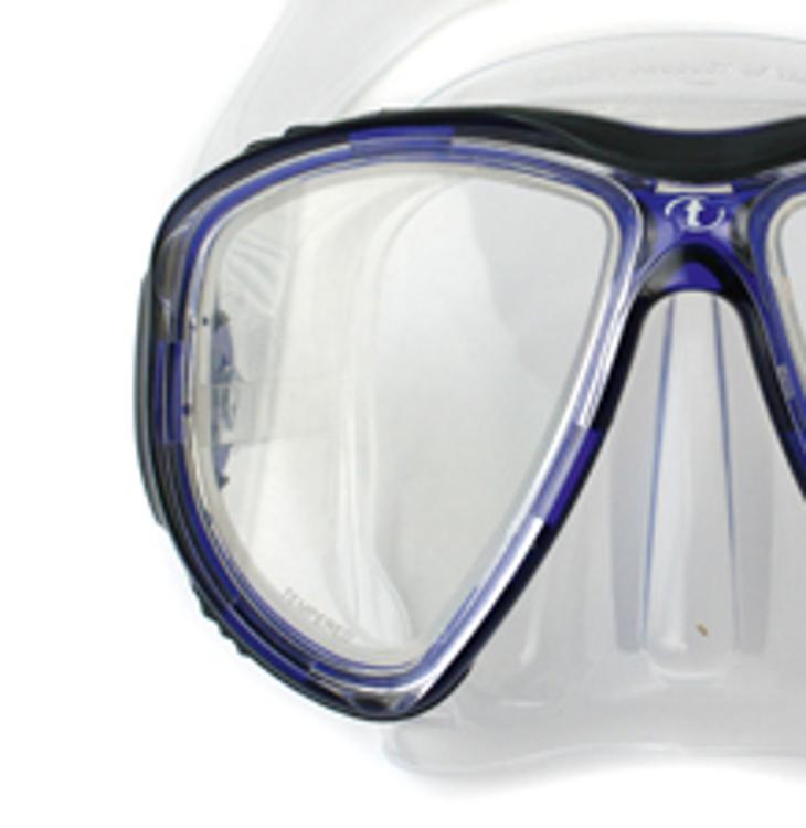 Bild von Optisches Glas für Tauchmaske M-24, 1 Stück