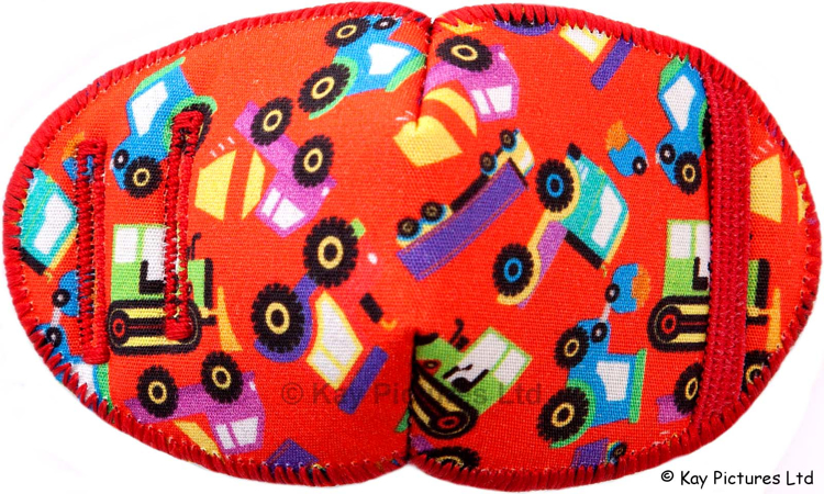 Bild von kay funpatch® - textile Augenokklusionsklappe, verschiedene Motive, 1 Stück