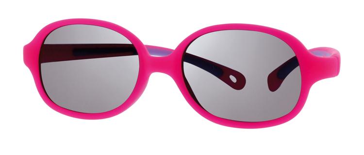 Bild von Kindersonnenbrille Active One, Gr. 44-15, aus TPE,Polycarbonat-Gläser grau ~85 %
