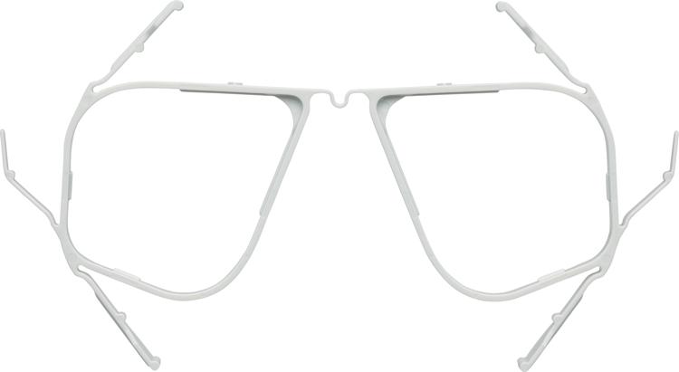 Bild von Universal-Adapter für Einglas-Tauchmasken, mit Korrektion -5,00 dptr.