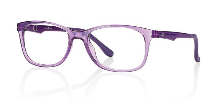 """Bild von peso piuma-Fassung """"Teen"""", violett glänzend, Gr. 50-17, Bügellänge 135 mm"""