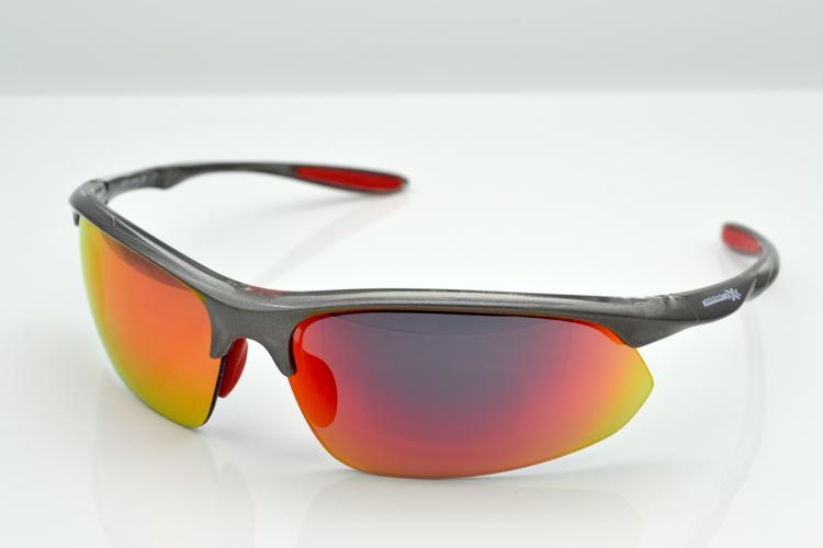 Bild von finish II - Die Triple xXx Laufsportbrille, Gläser PC UV400, Kat.3, verspiegelt