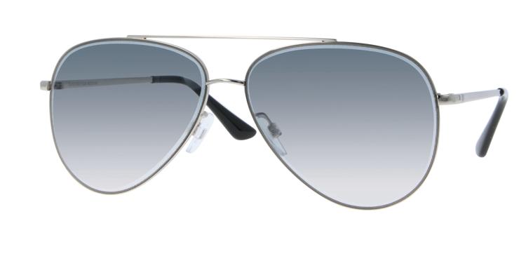 """Bild von Metall-Damensonnenbrille """"Donna"""", Gr. 58-13, Polycarbonatgläser, inkl. Etui"""