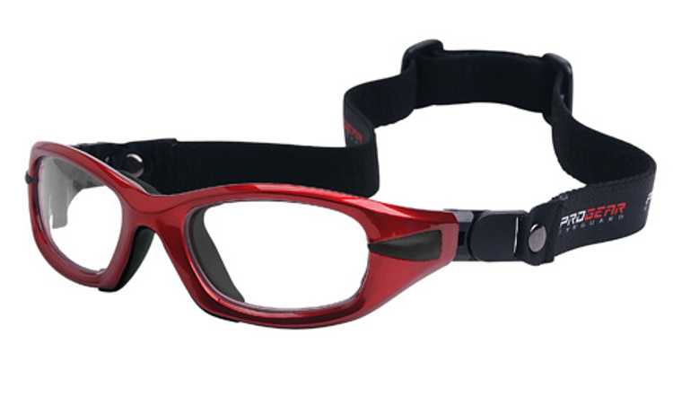 Bild von PROGEAR® Eyeguard Sportschutzbrille , Gr. 48-18 (S), schulsporttauglich plus