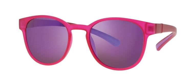 Bild von Teenager Sonnenbrille aus TR90, Gr. 49-19, pol. Gläser verspiegelt
