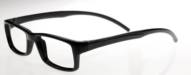 """Bild von Brillenfassung """"Active"""", Gr. 48-17, schwarz, schulsporttauglich"""