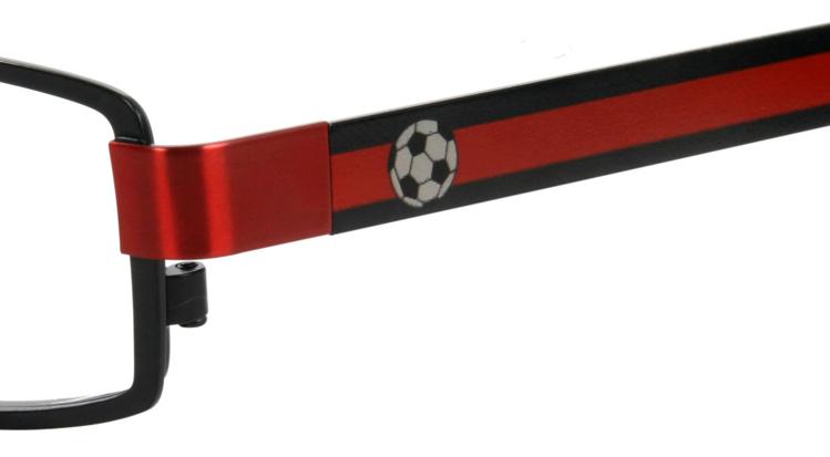 Picture of Kinder-Fanbrille, Metall, mit unterschiedlichen Front- und Bügelfarben