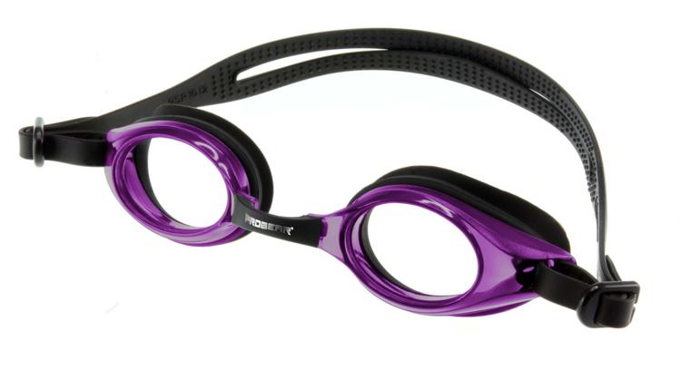 Bild von PROGEAR H2O Schwimmbrille, zum Verglasen, medium, verschiedene Farben, 1 Stück