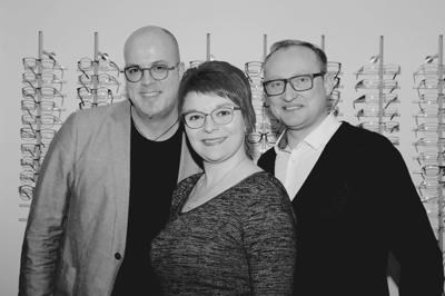 Das Team von Lennartz Augenoptik in Reichenbach