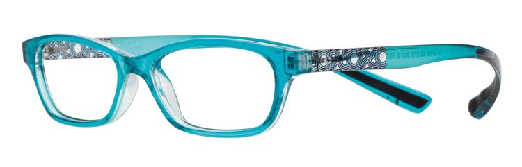 Bild von Kunststoff-Fertiglesebrille mit Blaulichtfilter, 4 versch. Farben, Gr. 52-16