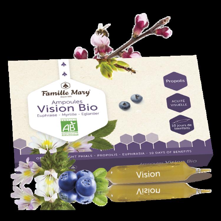 Bild von Vision Bio Ampullen, 10 x 10 ml