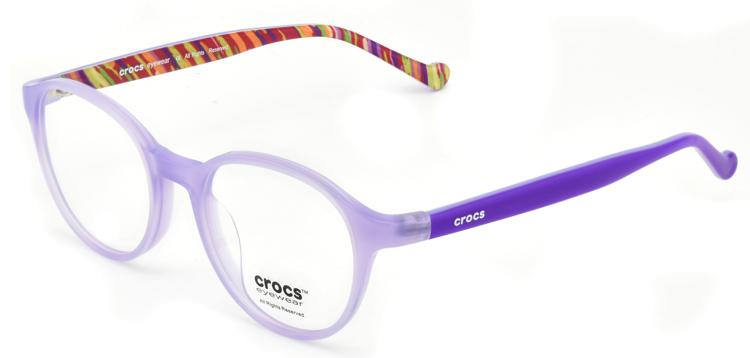 """Bild von Kinderfassung """"crocs"""", Acetat, Gr. 46-18, verschiedene Farben, inkl. Etui"""