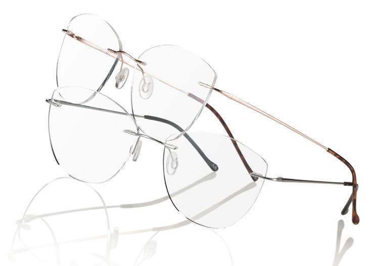 Bild von Bohrbrille Beta-Titan, Gr. 53-16, in 2 versch. Farben, 1 Stück