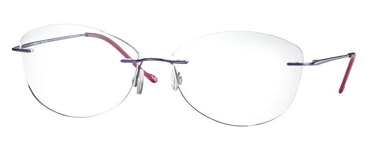 Bild von Bohrbrille Beta-Titan, Gr. 56-16, in 2 versch. Farben, 1 Stück