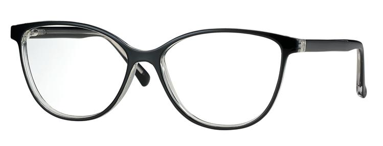 Bild von Kunststoff-Brille mit Blaulichtfiltergläser, Gr. 52-14, in 3 Farben