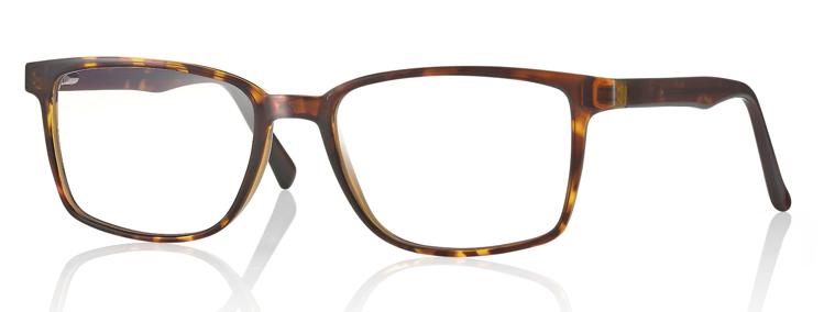 Bild von Kunststoff-Brille mit Blaulichtfiltergläser, Gr. 53-18, in 3 Farben