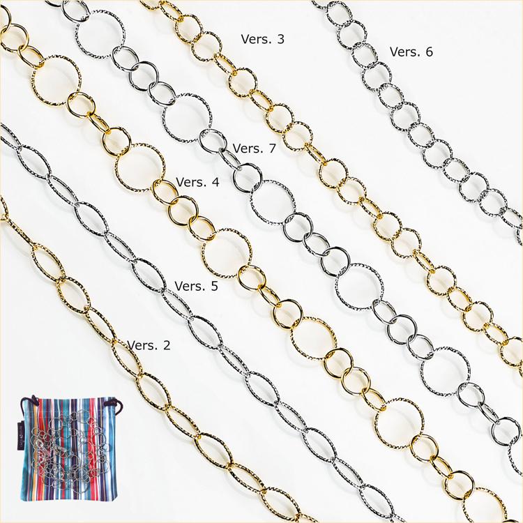 """Bild von Brillenketten """"Florence"""", Metall, verschiedene Modelle, 1 Stück"""